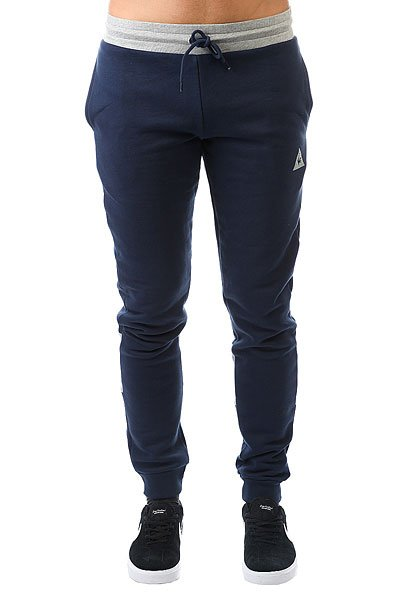 Штаны спортивные Le Coq Sportif Thala Slim Pant Dress Blues/Light Heat