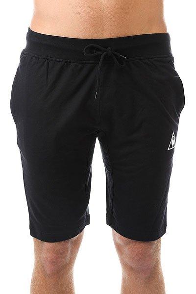Шорты классические Le Coq Sportif Pant Bar Short Black<br><br>Цвет: черный<br>Тип: Шорты классические<br>Возраст: Взрослый<br>Пол: Мужской