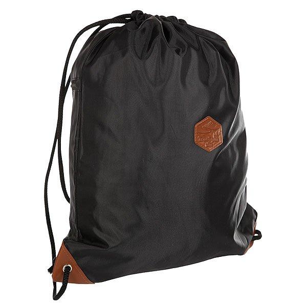 Мешок TrueSpin Gymsack 2 Black