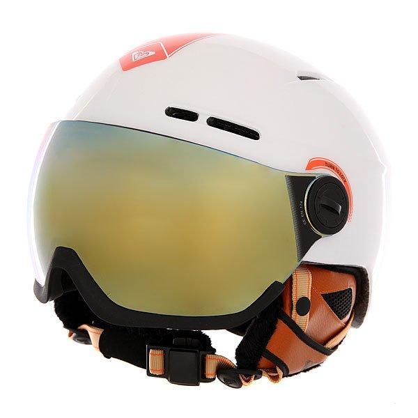 Шлем для сноуборда женский Roxy Foenix Bright White