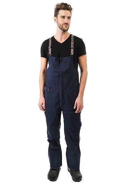 Комбинезон сноубордический Quiksilver Altostratus Navy BlazerСноубордический комбинезон из коллекции Highline LTD - это максимально водонепроницаемая одежда, которая благодаря мембране GORE-TEX® будет держать Вас в тепле и сухости день за днем, на любой вершине.Технические характеристики: Мембрана GORE-TEX® 3l C-knit™.Шелл.Полностью проклеенные швы.Нагрудные карманы.Выраженная вентиляция.Регулируемая талия на утяжке.Усиленные кевларом края штанин для большей износостойкости.Гетры для ботинок из тафты со вставкой из лайкры.Система утяжки краев штанин для предотвращения их загрязнения и износа.Водонепроницаемые молнии YKK® Aquaguard®.Узкий крой.<br><br>Цвет: синий<br>Тип: Комбинезон сноубордический<br>Возраст: Взрослый<br>Пол: Мужской