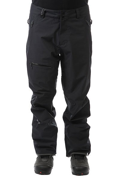 Штаны сноубордические Quiksilver Forever BlackСноубордические штаны Forever из коллекции Highline - это максимально водонепроницаемая одежда, которая благодаря мембране GORE-TEX® будет держать Вас в тепле и сухости день за днем, на любой вершине.Технические характеристики: Мембрана 2L GORE-TEX®.Шелл.Подкладка из тафты и сетки с трикотажными вставками с начесом.Полностью проклеенные швы.Вентиляционные молнии с подкладкой из сетки.Система пристегивания куртки к штанам.Регулируемая талия на утяжке.Мягкий трикотаж с начесом с изнанки пояса.Холдер для скипасса.Края штанин с дополнительно расширяющей вставкой на молнии.Нетканые края штанин Bemis®.Усиленные кевларом края штанин для большей износостойкости.Гетры для ботинок из тафты со вставкой из лайкры.Система утяжки краев штанин для предотвращения их загрязнения и износа.Водонепроницаемые молнии YKK® Aquaguard®.<br><br>Цвет: черный<br>Тип: Штаны сноубордические<br>Возраст: Взрослый<br>Пол: Мужской