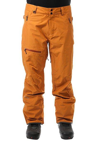 Штаны сноубордические Quiksilver Forever Pumpkin SpiceСноубордические штаны Forever из коллекции Highline - это максимально водонепроницаемая одежда, которая благодаря мембране GORE-TEX® будет держать Вас в тепле и сухости день за днем, на любой вершине.Технические характеристики: Мембрана 2L GORE-TEX®.Шелл.Подкладка из тафты и сетки с трикотажными вставками с начесом.Полностью проклеенные швы.Вентиляционные молнии с подкладкой из сетки.Система пристегивания куртки к штанам.Регулируемая талия на утяжке.Мягкий трикотаж с начесом с изнанки пояса.Холдер для скипасса.Края штанин с дополнительно расширяющей вставкой на молнии.Нетканые края штанин Bemis®.Усиленные кевларом края штанин для большей износостойкости.Гетры для ботинок из тафты со вставкой из лайкры.Система утяжки краев штанин для предотвращения их загрязнения и износа.Водонепроницаемые молнии YKK® Aquaguard®.<br><br>Цвет: коричневый<br>Тип: Штаны сноубордические<br>Возраст: Взрослый<br>Пол: Мужской