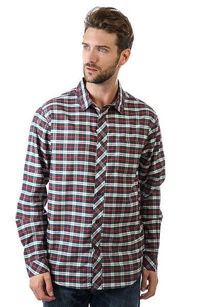 Рубашка в клетку Billabong Drexler Brick<br><br>Цвет: мультиколор<br>Тип: Рубашка в клетку<br>Возраст: Взрослый<br>Пол: Мужской