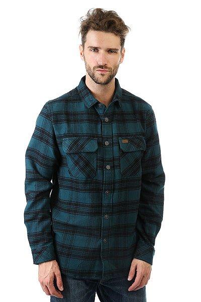 Рубашка в клетку Billabong Shack Deep Sea<br><br>Цвет: синий,черный<br>Тип: Рубашка в клетку<br>Возраст: Взрослый<br>Пол: Мужской