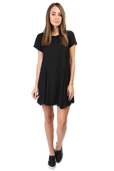 Платье женское Billabong Goldy Night Black
