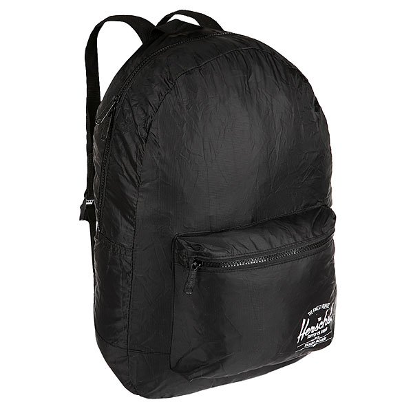 Рюкзак городской Herschel Packable daypack Black