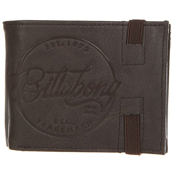 Кошелек Billabong Locked Chocolate