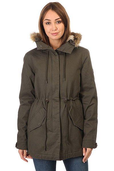 Куртка парка женская Rip Curl Punta Choros Jacket Beluga