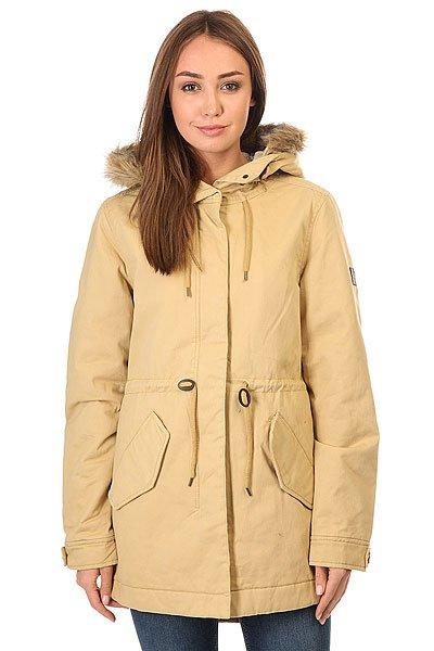 Куртка парка женская Rip Curl Punta Choros Jacket Lark