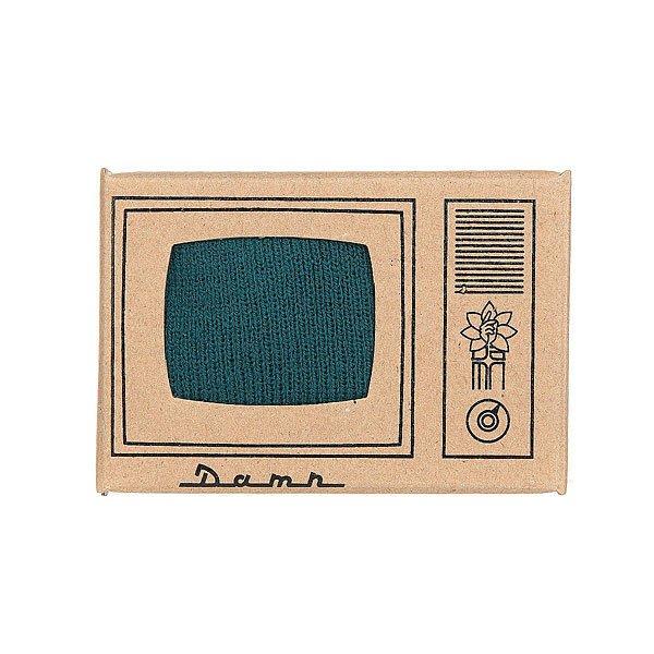 Шапка Damn Classic Emerald<br><br>Цвет: синий<br>Тип: Шапка<br>Возраст: Взрослый<br>Пол: Мужской