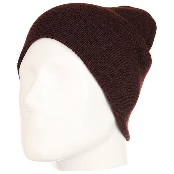 Шапка Yupoong Heavy Knit Visor Brown<br><br>Цвет: коричневый<br>Тип: Шапка<br>Возраст: Взрослый<br>Пол: Мужской