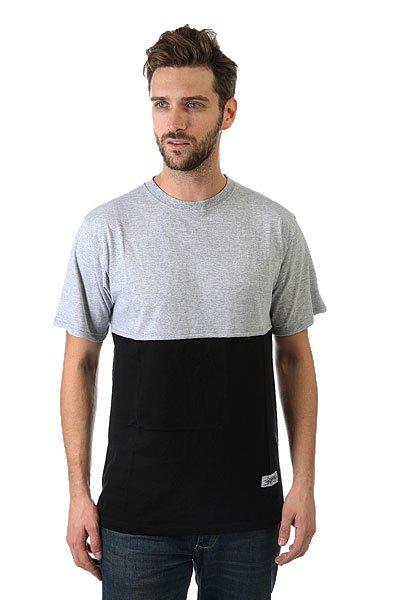 Футболка Anteater 324 Black/Grey<br><br>Цвет: серый,черный<br>Тип: Футболка<br>Возраст: Взрослый<br>Пол: Мужской