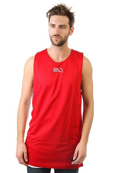 Майка K1X Hardwood Reversible Game Set Jersey Red/White<br><br>Цвет: красный,белый<br>Тип: Майка<br>Возраст: Взрослый<br>Пол: Мужской