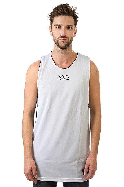 Майка K1X Hardwood Reversible Game Set Jersey White/Black<br><br>Цвет: белый,черный<br>Тип: Майка<br>Возраст: Взрослый<br>Пол: Мужской