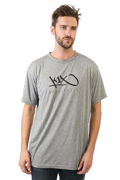 Майка K1X Hardwood Grey<br><br>Цвет: серый<br>Тип: Майка<br>Возраст: Взрослый<br>Пол: Мужской
