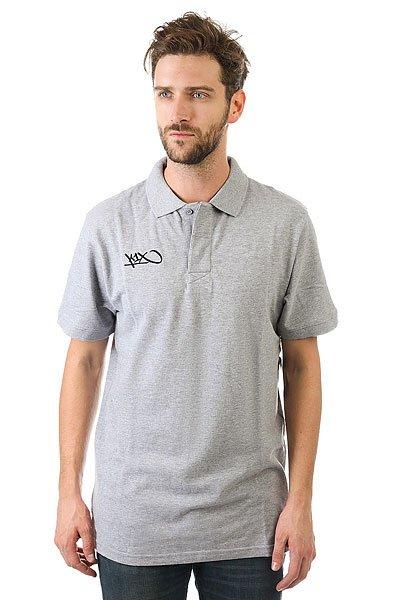 Поло K1X Hardwood Coaching Polo Grey<br><br>Цвет: серый<br>Тип: Поло<br>Возраст: Взрослый<br>Пол: Мужской