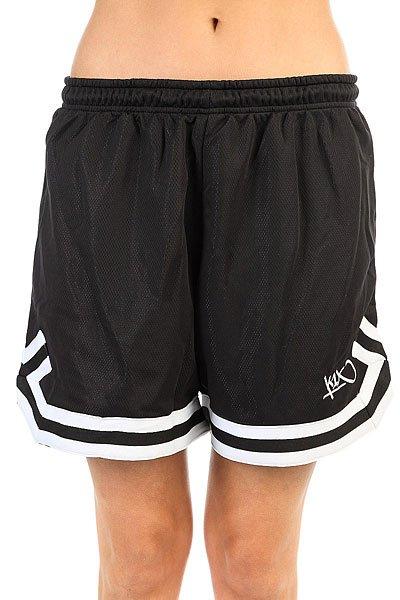 Шорты классические женские K1X Hardwood Ladies Double X Shorts Black<br><br>Цвет: черный<br>Тип: Шорты классические<br>Возраст: Взрослый<br>Пол: Женский