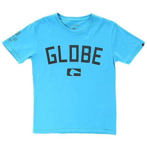 Футболка детска Globe Know Money Neon Blue<br><br>Цвет: голубой<br>Тип: Футболка<br>Возраст: Детский
