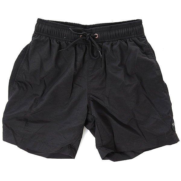 Шорты пляжные детские Globe Dana Ii Pool Black<br><br>Цвет: черный<br>Тип: Шорты пляжные<br>Возраст: Детский