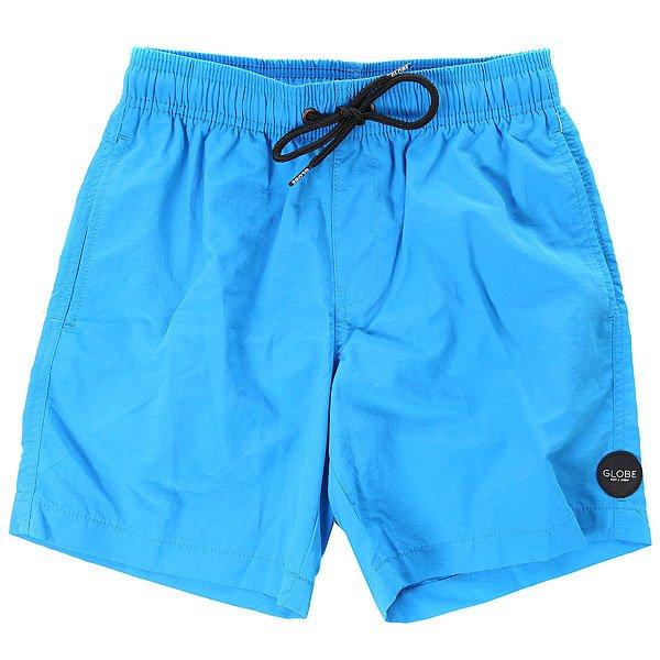 Шорты пляжные детские Globe Dana Ii Pool Blue<br><br>Цвет: голубой<br>Тип: Шорты пляжные<br>Возраст: Детский