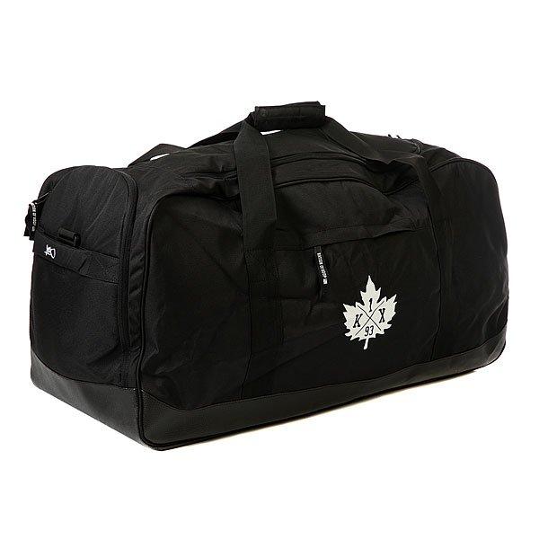 Сумка спортивная K1X Gametime Bag Black<br><br>Цвет: черный<br>Тип: Сумка спортивная<br>Возраст: Взрослый<br>Пол: Мужской