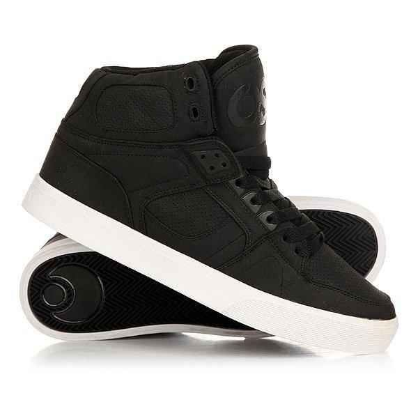 Кеды кроссовки высокие Osiris Nyc 83 Vulc Black<br><br>Цвет: черный<br>Тип: Кеды высокие<br>Возраст: Взрослый<br>Пол: Мужской