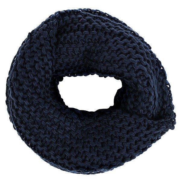 Шарф снуд Rip Curl Cocoon Collar Dress BlueХарактеристики:Крупная вязка.Комфортный ворот.Металлический бедж.Соместим с шапкой и шарфом.<br><br>Цвет: синий<br>Тип: Шарф снуд<br>Возраст: Взрослый<br>Пол: Мужской