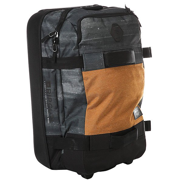 Сумка дорожная Rip Curl Stacker Transit Brown
