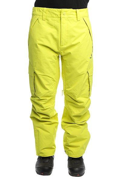 Штаны сноубордические Rip Curl Focker Sulphur SpringТехнические характеристики: Прочная ткань Оксфорд.Нейлоновая подкладка.Молнии YKK.Два кармана для рук, два кармана-карго и задний карман.<br><br>Цвет: желтый<br>Тип: Штаны сноубордические<br>Возраст: Взрослый<br>Пол: Мужской