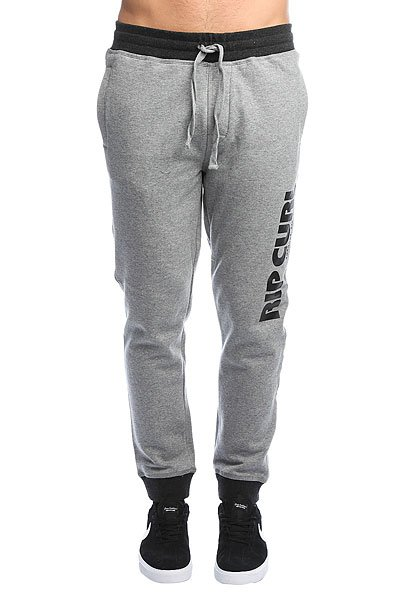 Штаны спортивные Rip Curl Chill Out Pant Beton Marle штаны relaxed pant rip curl