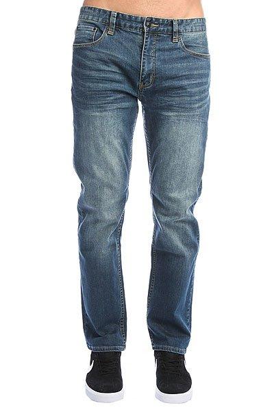 Джинсы прямые Rip Curl Frame Denim Vintage WashХарактеристики:Прямой крой.Принт под верхней частью.Внутренние карманы с принтом.Тканные логотипы и металлические детали.<br><br>Цвет: синий<br>Тип: Джинсы прямые<br>Возраст: Взрослый<br>Пол: Мужской