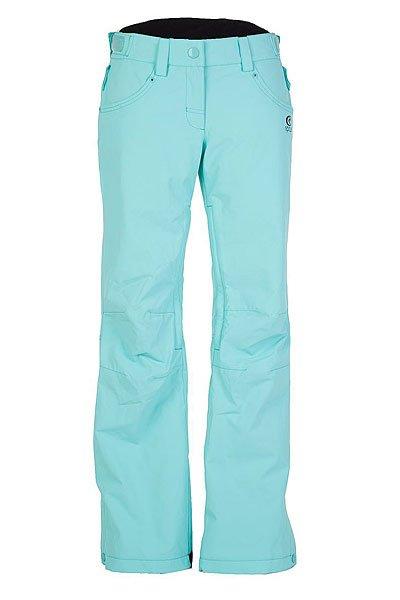 Штаны сноубордические женские Rip Curl Qanik Pt CascadeТехнические характеристики: Прочная ткань Оксфорд.Молнии YKK.Два кармана для рук.<br><br>Цвет: голубой<br>Тип: Штаны сноубордические<br>Возраст: Взрослый<br>Пол: Женский