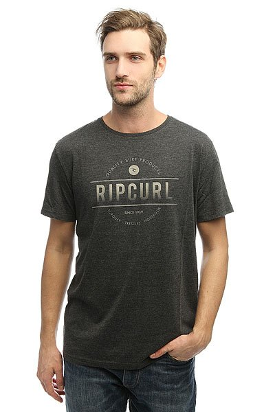 Футболка Rip Curl Rounded Dark Marle