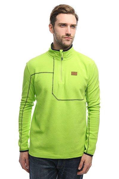 Толстовка сноубордическая Rip Curl Polartec Micro Fleece Lime Green