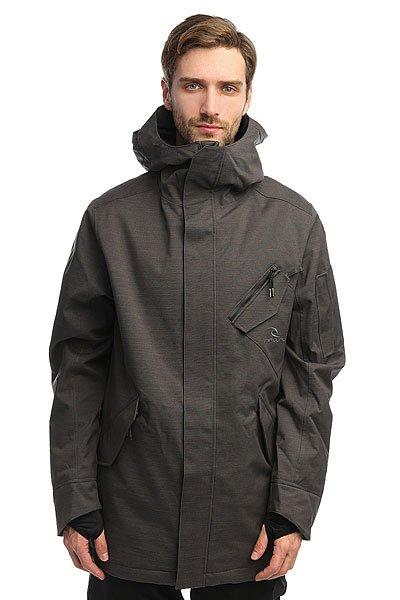 Куртка зимняя Rip Curl Nuthouse Gum Jkt Jet BlackТехнические характеристики: Эластичная ткань 2-WAY STRETCH и Оксфорд.Подкладка CLIMA MAPPING.Эргономичные рукава.Молнии YKK, включая одну водонепроницаемую.5 внешних карманов и внутренний карман.Крепление куртки с штанам.<br><br>Цвет: черный<br>Тип: Куртка утепленная<br>Возраст: Взрослый<br>Пол: Мужской
