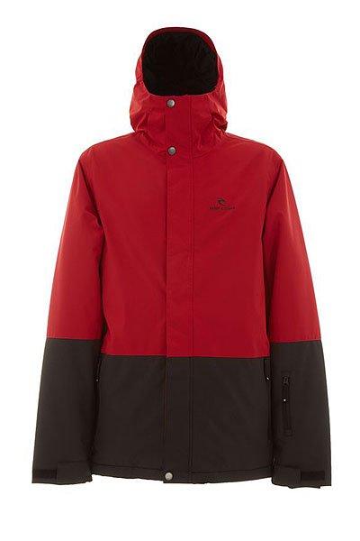 Куртка Rip Curl Enigma Plain Jkt 818 Chilli PepperТехнические характеристики: Прочная ткань Оксфорд.Нейлоновая подкладка.Молнии YKK.3 внешних кармана и внутренний карман.<br><br>Цвет: черный,красный<br>Тип: Куртка утепленная<br>Возраст: Взрослый<br>Пол: Мужской