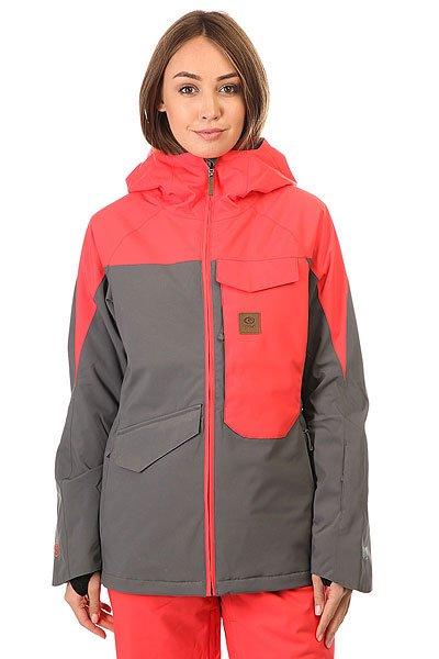 Куртка утепленная женская Rip Curl Harmony Gum Jkt Cayenne