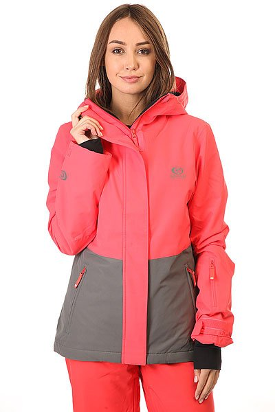 Куртка женская Rip Curl Betty Plain Jkt Cayenne
