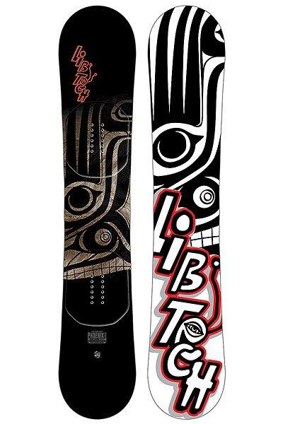 Сноуборд Lib Tech Lando P. Tools C2x Ast