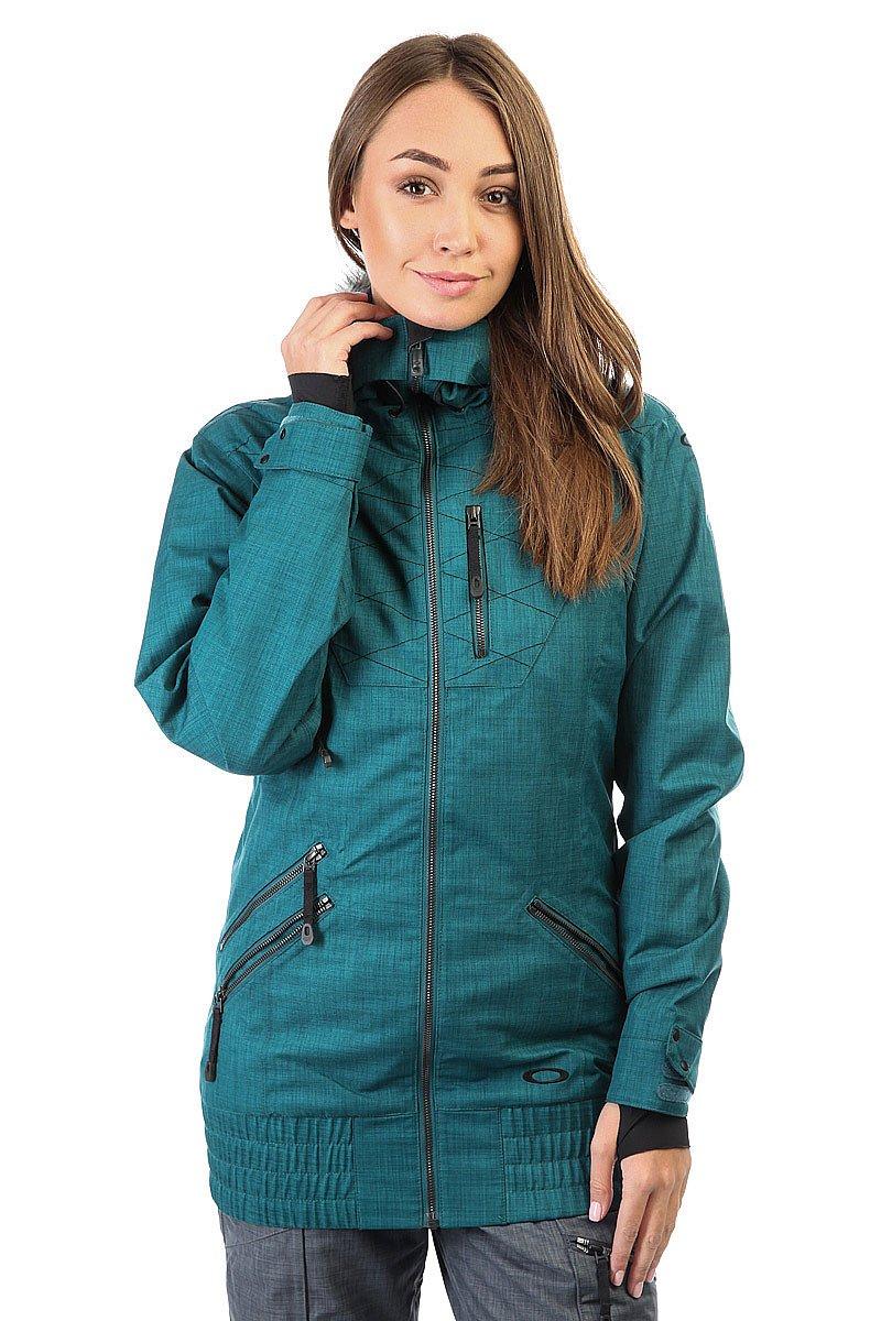 Куртка женская Oakley Mfr Jacket Forest Green
