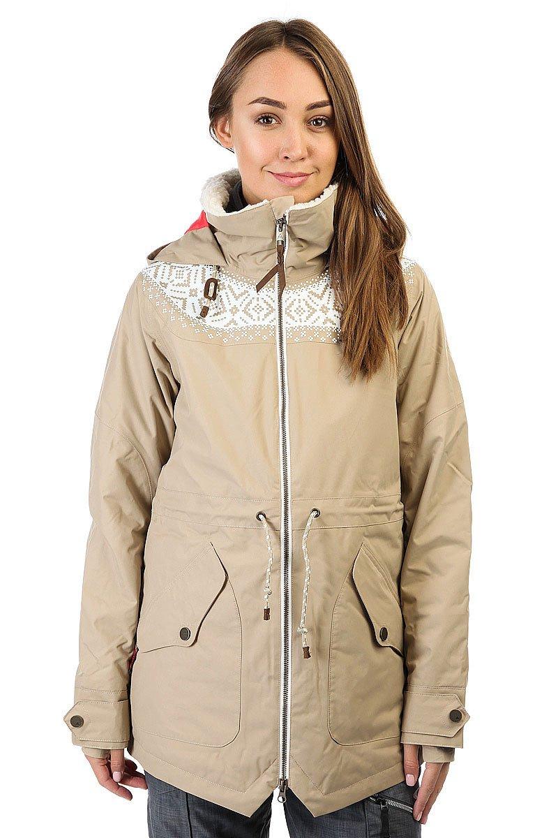 Куртка женская Burton Wb Prowess Jk Sndstrk