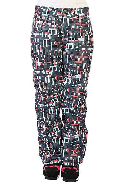 Штаны сноубордические женские Oakley Fit Insulated Pants SunsetЭти штаны отличает не только неповторимый дизайн, но и высочайший уровень комфорта, достичь которого стало возможным благодаря использованию новейших материалов и технологий.Они полностью отвечают всем высочайшим профессиональным требованиям.Характеристики:Утеплитель: Thinsulate?.Силиконовая резинка для захвата и регулировки талии?.Возможность крепления снежной юбки совместимых моделей курток. Свободный покрой. Застежка на молнии. Шлевки на поясе. Два боковых кармана на молнии. Один задний карман на молнии. Сетчатые вентиляционные отверстия с внутренней стороны ноги в области бедер на молнии. Застежка на кнопке в области голени.<br><br>Цвет: мультиколор<br>Тип: Штаны сноубордические<br>Возраст: Взрослый<br>Пол: Женский