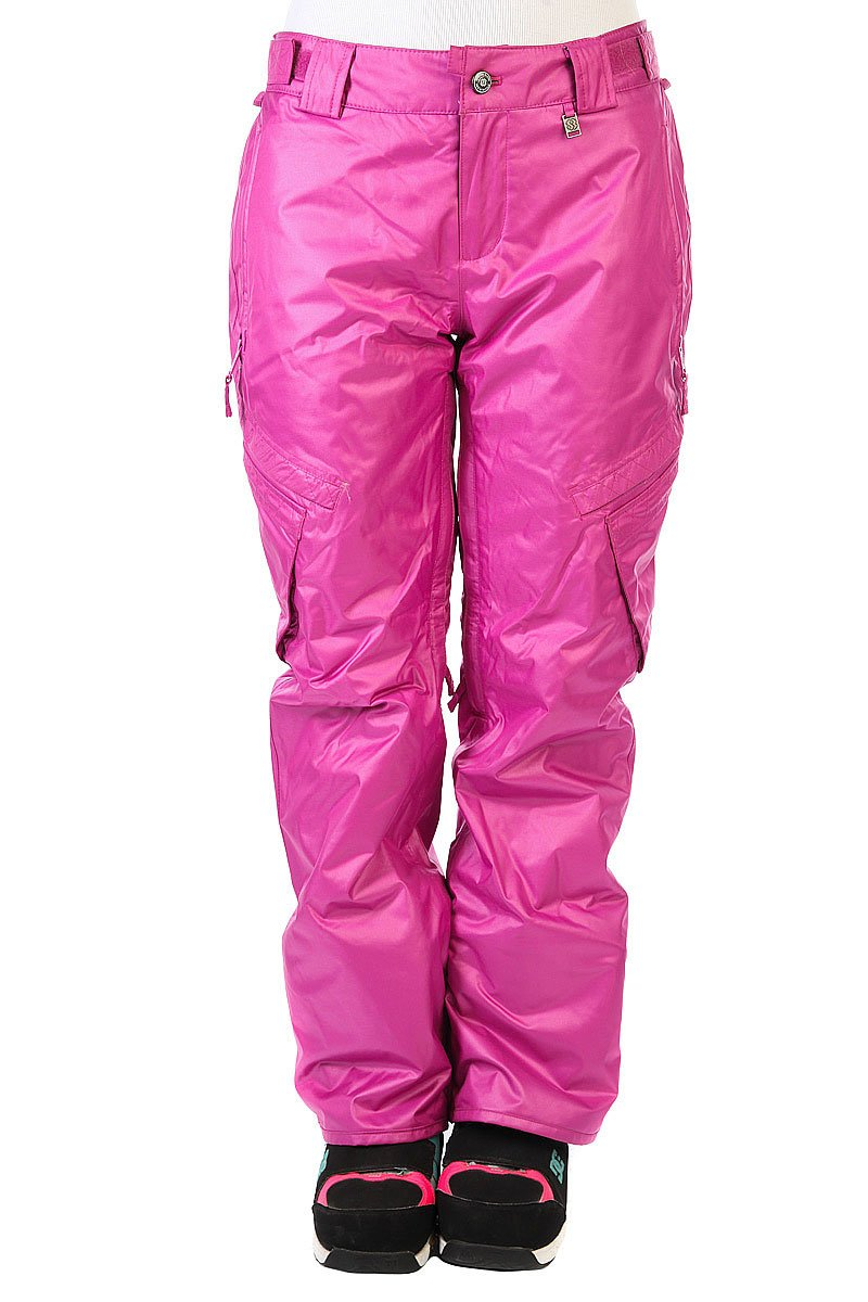 Штаны сноубордические женские Special Blend Sb W Pt Major Purple Hazed