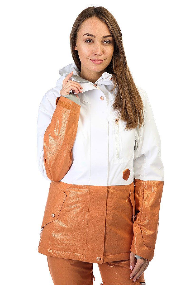 Куртка женская Billabong Rich Dip Bright White