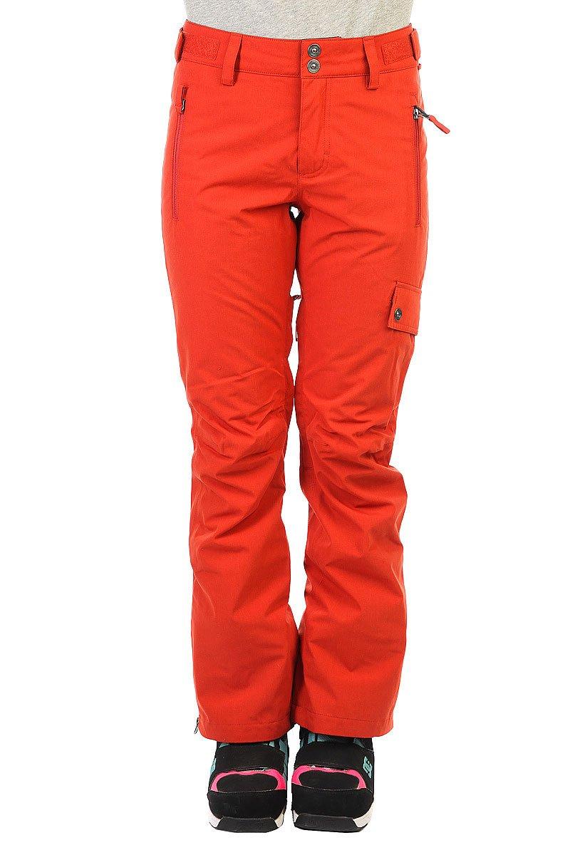 Штаны сноубордические женские Billabong Karma KetchupПриятная и прочная ткань, мембрана 10000 на 10000, немного утеплителя Thinsulate (60 г) - все это именно то, что должно быть в женских сноубордических штанах. И, конечно же, утяжка на талии и проклеенные швы, как обязательный атрибут сноубордической одежды.Характеристики:Зауженный крой. Мембранная дышащая ткань с показателем 10000 мм / 10000 г/м2. Утеплитель:Thinsulate (60 г). Подкладка из тафты с утепляющими прочными вставками. Проклеенные швы. Эластичная регулировка талии на липучке. Два кармана для рук на молнии. Усиленный низ штанин для долговечности. Возможность расширить низ штанины.<br><br>Цвет: коричневый<br>Тип: Штаны сноубордические<br>Возраст: Взрослый<br>Пол: Женский