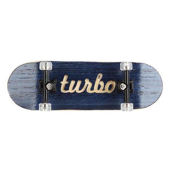 Фингерборд Turbo-FB П10 Blue/Black/Clear