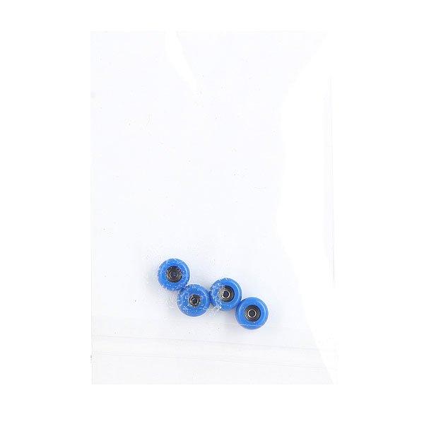 Колеса для скейтборда для фингерборда Turbo-FB ШыLz 8 х 5 мм Blue