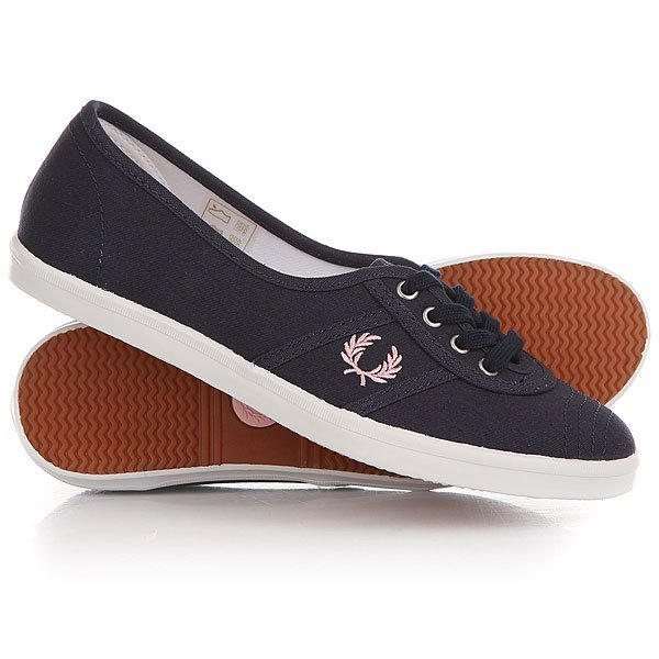 Балетки женские Fred Perry Aubrey Canvas An Navy