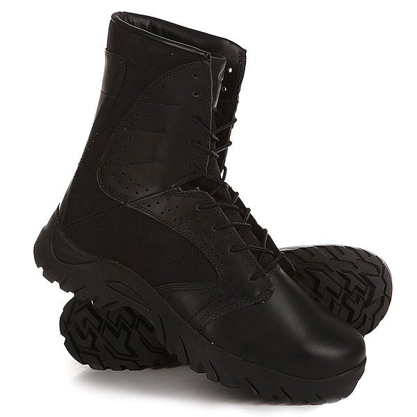 Ботинки высокие Oakley Lf Si Assault Boot Black